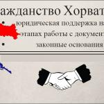 Гражданство Хорватии