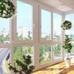 Окна балконы лоджии  в Киеве