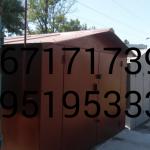 Металлические гаражи