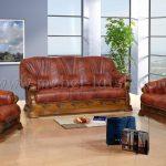 Новая кожаная мебель с Европы