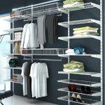 Изготовление гардеробной системы