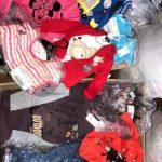 Микс детской одежды!сток из Англии оптом