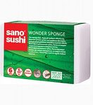 Чудо-губка без моющих средств Sano Sushi Wonder