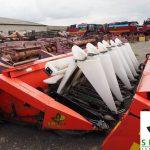 Продаем кукурузные жатки OROS 8 HSA