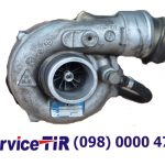 Ремонт турбин VW BRS/BRR/1.9 TDI Euro 4