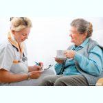Работа сиделки медсестры в Киеве
