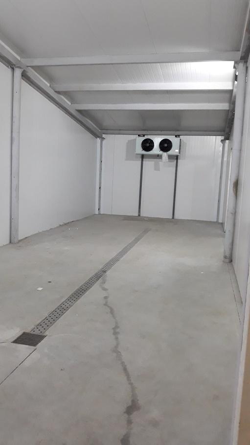 Аренда складов, холодильных и морозильных камер