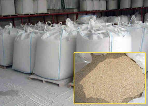 Песок пескоструйный прокаленный для пескоструя