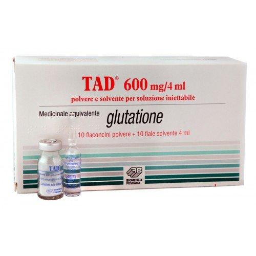 TAD 600 (Glutatione)