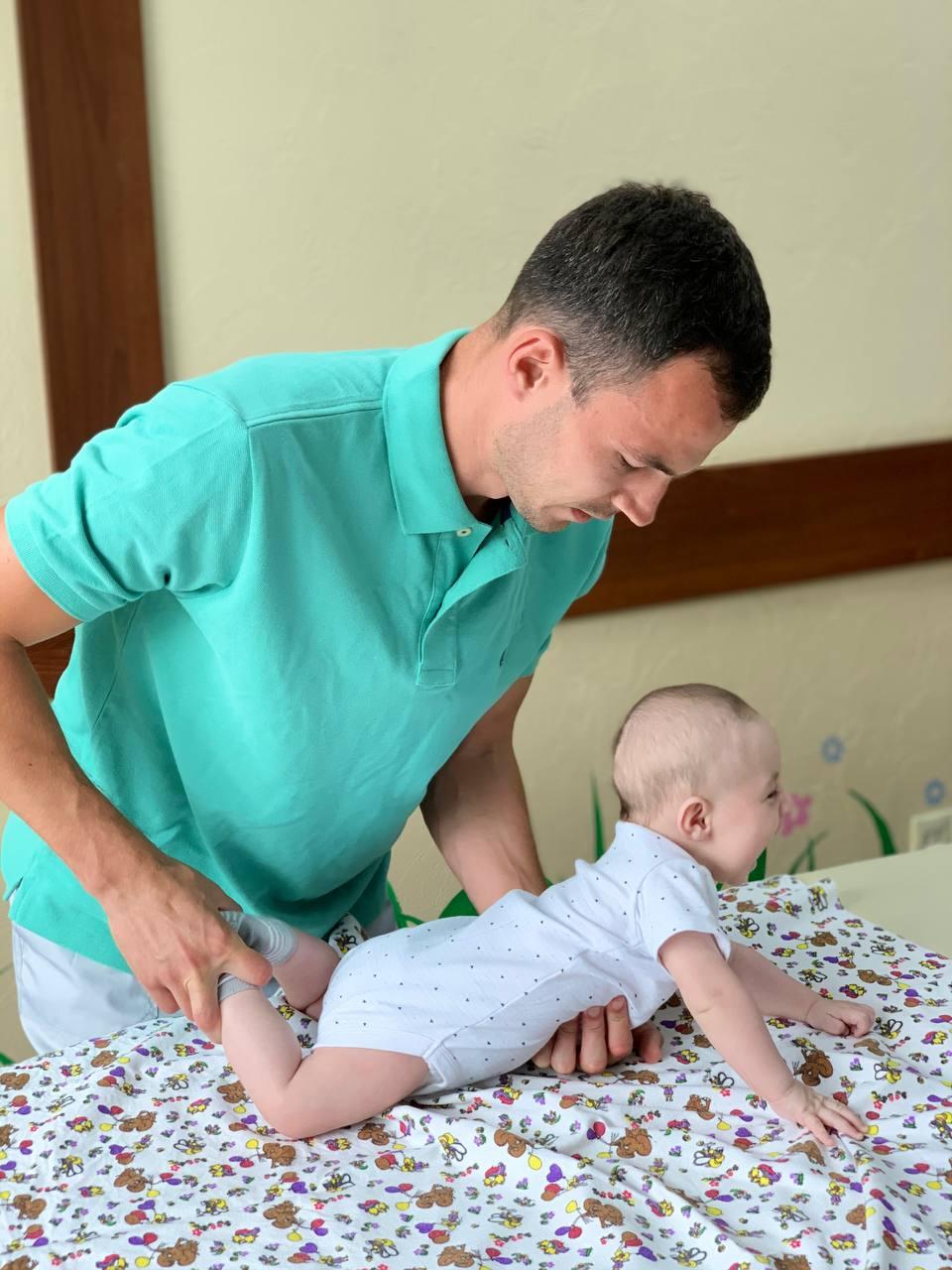 Масаж лікувальний, антицелюлітний. Дитячий масаж
