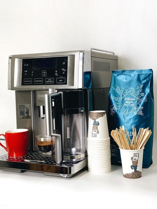 Купуєш каву, а кавоварку отримай безкоштовно!